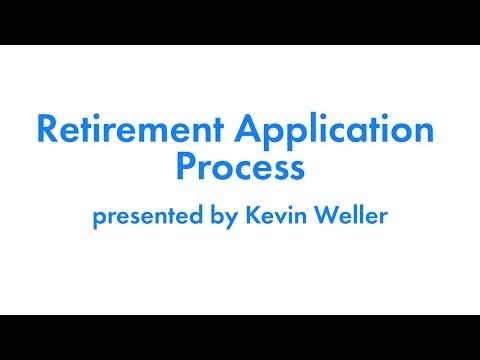 ACERA Retirement Application Process