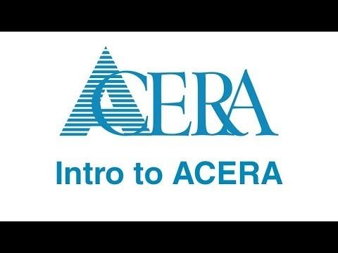 Intro to ACERA