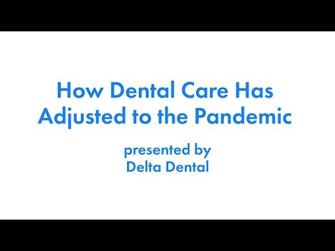 2020 Health Fair How Dental Care Has Adjusted to the Pandemic