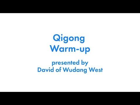2020 Health Fair Qigong Warm Up