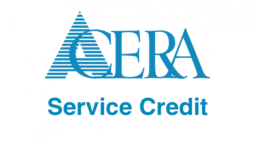 Earning and Purchasing Service Credit